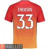 Emerson As Roma Maillot Third 2016/2017