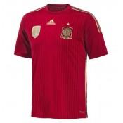 Espagne Maillot De Football Domicile Coupe Du Monde 2014 Adidas Marseille