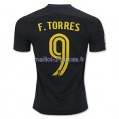 F.Torres Atletico Madrid Maillot Exterieur 2016/2017