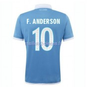 F.Anderson Lazio Maillot Domicile 2016/2017