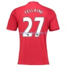 Fellaini Manchester United Maillot Domicile 2016/2017