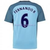 Fernando.R Manchester City Maillot Domicile 2016/2017