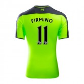 Firmino Liverpool Maillot Third 2016/2017