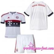 Floquer Un Maillot Bayern Munich 2015/16 Enfant Kits Extérieur En Ligne Boutique