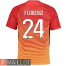 Florenzi As Roma Maillot Third 2016/2017