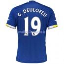 G.Deulofeu Everton Maillot Domicile 2016/2017