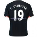G.Deulofeu Everton Maillot Exterieur 2016/2017