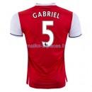 Gabriel Arsenal Maillot Domicile 2016/2017