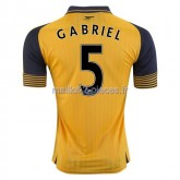 Gabriel Arsenal Maillot Exterieur 2016/2017