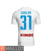 Ghoulam Napoli Maillot Exterieur 2016/2017