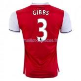 Gibbs Arsenal Maillot Domicile 2016/2017