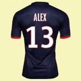 Grossiste Maillot Du Foot Paris Saint Germain (Alex 13) 15/16 Domicile Nike Pas Cher