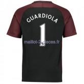 Guardiola Manchester City Maillot Exterieur 2016/2017
