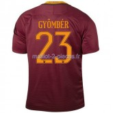 Gyomber As Roma Maillot Domicile 2016/2017