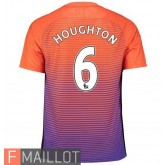 Houghton Manchester City Maillot Third 2016/2017