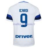 Icardi Inter Milan Maillot Exterieur 2016/2017