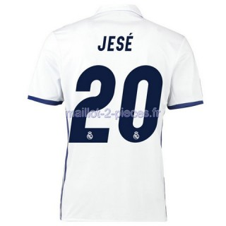 Jese Real Madrid Maillot Domicile 2016/2017
