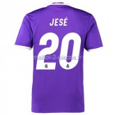 Jese Real Madrid Maillot Exterieur 2016/2017