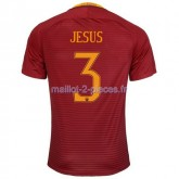 Jesus As Roma Maillot Domicile 2016/2017