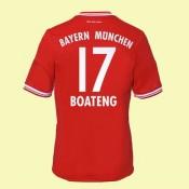 Jeu De Maillot De Bayern Munich (Boateng 17) 15/16 Domicile Adidas Soldes Cannes