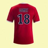 Jeu De Maillot Football (Batefimbi Gomis 18) Lyon 2014 2015 Extérieur Adidas Retro France Soldes
