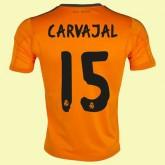 Jeu De Maillots (Carvajal 15) Real Madrid 2014 2015 3rd Adidas Officiel Fashion