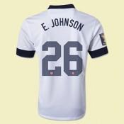 Jeu De Maillots (Eddie Johnson 26) Usa 15/16 Domicile Nice