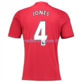 Jones Manchester United Maillot Domicile 2016/2017