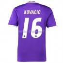 Kovacic Real Madrid Maillot Exterieur 2016/2017