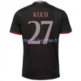 Kuco AC Milan Maillot Domicile 2016/2017
