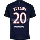 Kurzawa Paris Saint Germain Maillot Domicile 2016/2017
