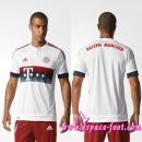 Le Maillots Bayern Munich 2015 2016 Extérieur Fr