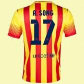 Magasin De Maillot De Fc Barcelone (Alex Song 17) 15/16 Extérieur Nike Vente En Ligne
