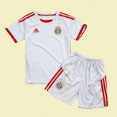 Magasin De Maillot De Football Enfants Mexique 15/16 Domicile Officiel #3129 Pas Cher Marseille