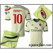 Maillot Ac Milan Honda 2015 Race Third Authentique