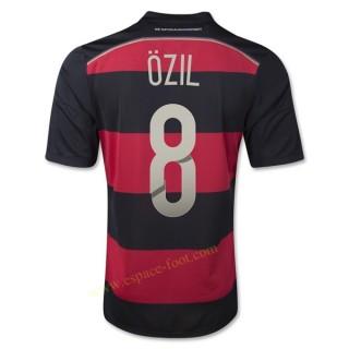 Maillot Allemagne 2014 Coupe Du Monde Ozil Exterieur Pas Cher France