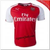 Maillot Arsenal Fc Domicile 2014 2015
