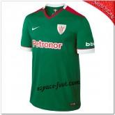 Maillot Athletic Bilbao Extérieur 2014 15 Avignon
