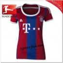 Maillot Bayern Munich Domicile 2014 2015 Femme Vendre À Des Prix Bas
