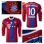 Maillot Bayern Munich Ml Robben 2014 2015 Domicile Achat À Prix Bas