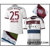 Maillot Bayern Munich Muller 2015 Race Extérieur Original