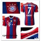 Maillot Bayern Munich Ribery 2014 2015 Domicile Paris