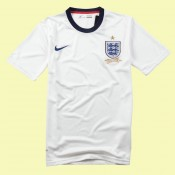 Maillot De Angleterre 2014-2015 Domicile Nike Avec Flocage France