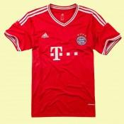 Maillot De Bayern Munich 2015/16 Domicile Adidas Personnalisable Soldes