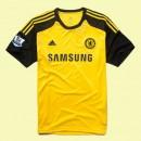 Maillot De Chelsea 2014-2015 Gardien De But Adidas Paris