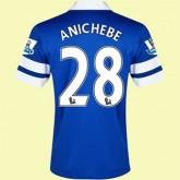 Maillot De Everton (Anichebe 28) 2014-2015 Domicile