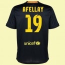 Maillot De Fc Barcelone (Afellay 19) 2014-2015 3rd Nike Pas Cher France