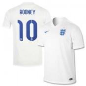 Maillot De Foot 2014/2015 Angleterre Domicile Coupe Du Monde (10 Rooney)