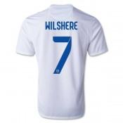 Maillot De Foot 2014/2015 Angleterre Domicile Coupe Du Monde (7 Wishere)
