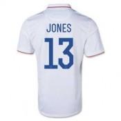Maillot De Foot 2014/2015 Etats-Unis Domicile Coupe Du Monde (13 Jones)